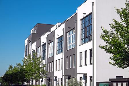 serial: Modern serial housing in Berlin