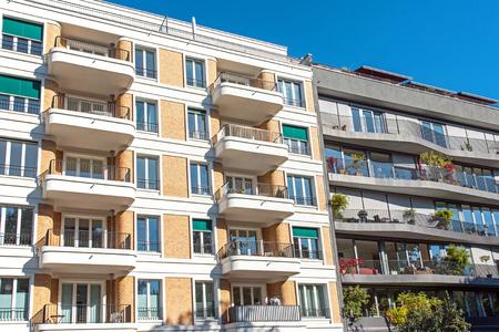 residences: Modern multi-family residences lakes in Berlin, Germany