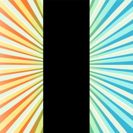 divergent: Abstract divergent stripes background