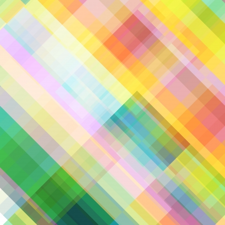 Multicolored abstract background with overlay Vector