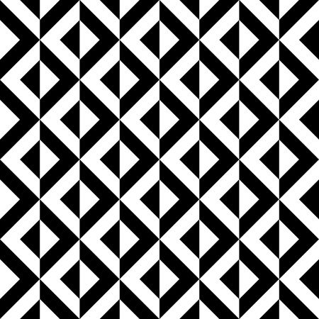 Naadloze abstracte geometrische decoratieve achtergrond