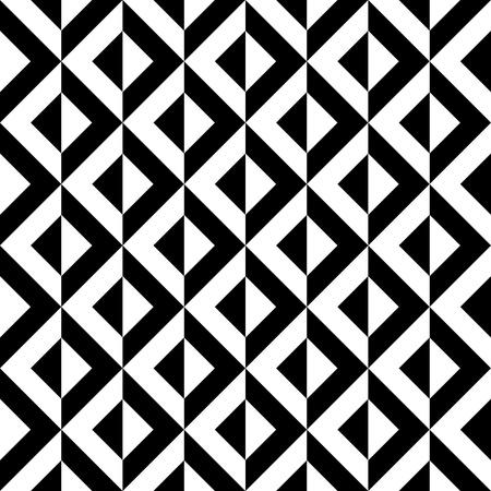 geometric patterns: Seamless abstract geometric decorative background Illustration