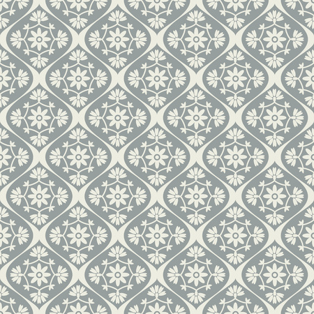 Seamless pattern grey and white Vector