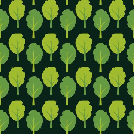 summer trees: �rboles del verano de fondo en la oscuridad