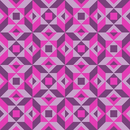 Seamless background with geometric pattern photo