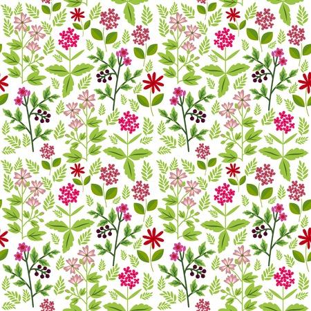 Seamless pattern with decorative ornament Banco de Imagens - 30283785