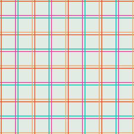 stipes: Seamless simple checked stipes pattern Illustration