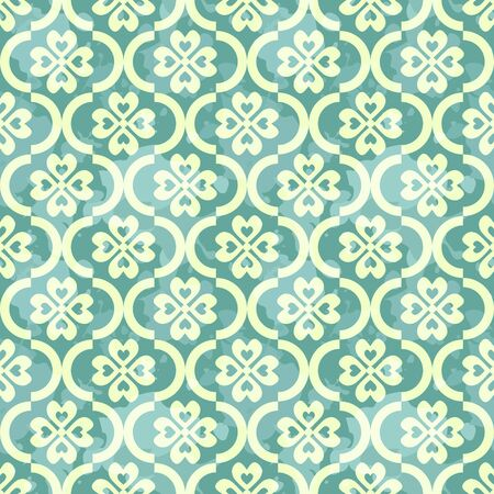 wrapping: Seamless pattern with decorative ornament Illustration
