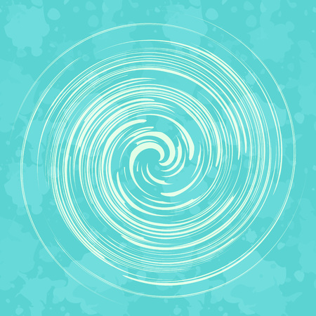 blue swirl: Abstract background with blue swirl