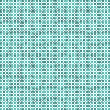 stitch: Seamless cross stitch abstract pattern Illustration