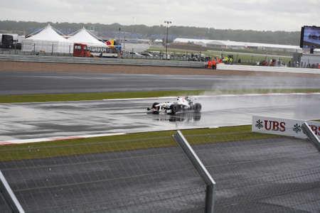 bolid: F1 silverstone circuit 10 july 2011 grand prix europe GB