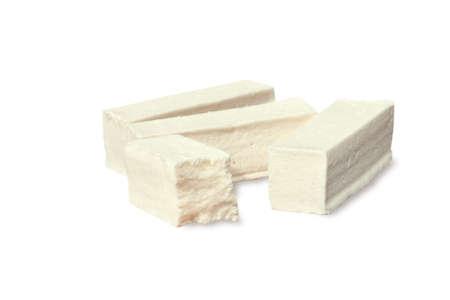 pastila: pastila on white