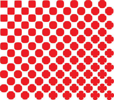 grid background. Color as you wish Illustration
