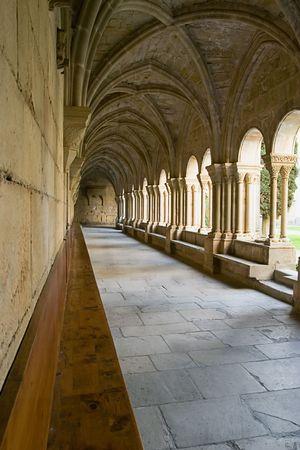abbey corridor