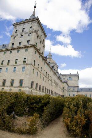Royal Monastery of San Lorenzo de El Escorial, El Escorial, Spain