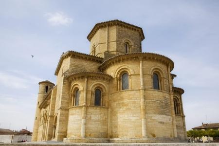 St. Martin Church, in Romanesque style in Fromista, Palencia, Castilla y Le�n, Spain