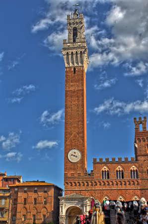 Torre del Mangia - Siena, Italy