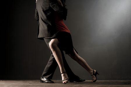 tango lovers photo