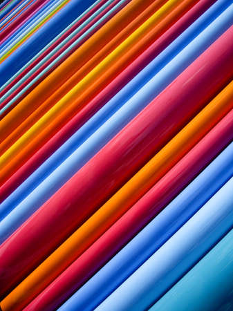 Lines of full spectrum primary colors