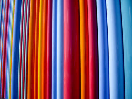 Lines of full spectrum primary colors Stock Photo - 12828398