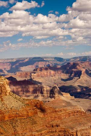 Grand Canyon scenic view  Arizona USA
