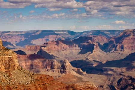 Grand Canyon Vista Arizona USA photo