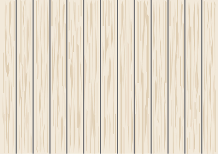 Brown wood plank texture background. Vector illustration eps 10.