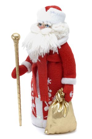 grandfather frost: Grandfather Frost - russian russian symbol of New Year celebrations