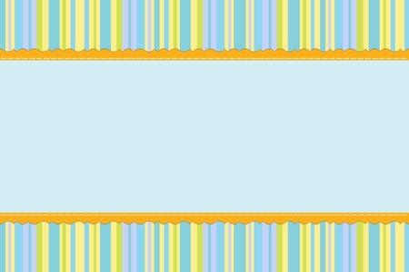 Elementos de Bloc de notas. Fondo multicolor