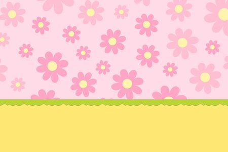scrapbook element: Scrapbook-Element. Colorful background