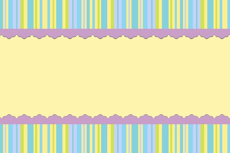 scrapbooking elements: Scrapbook element. Colorful background