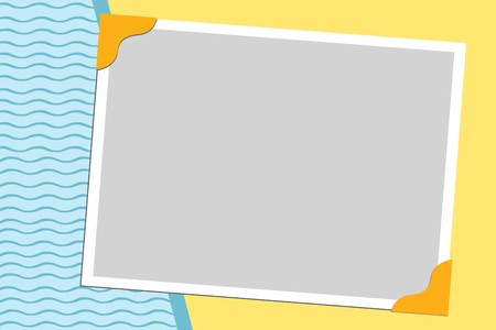 album: Blank background for greetings card, postcard or photo frame