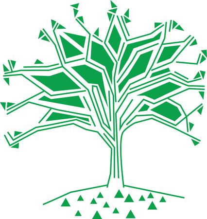 헌장 오크 나무는 폭정에 저항하고 자유를 요구하기 위해 식민지 조상에게 영감을 불어 넣었습니다. 애국적인 프로젝트에서이 디자인에 영감을받습니