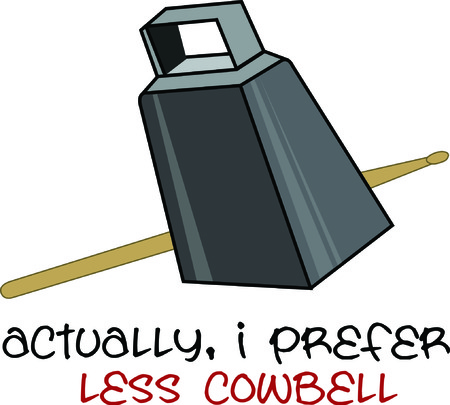 Cowbell Stock Photos & Pictures. Royalty Free Cowbell Images And ...