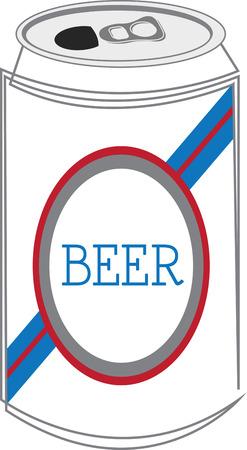 Beerlovers는 그 통을 두드리기 위해 변명 할 필요가 없습니다. 티셔츠와 스웨터에이 디자인으로 파티를 시작하십시오. 일러스트