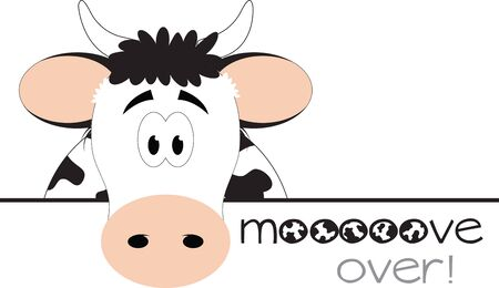 Cow lover Be moooed by this udderly cool design by Embroidery patterns