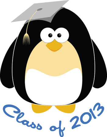 oxford: Our Petey Graduation Penguin Plush will make the perfect little graduation keepsake for your penguin loving grad .with this design by embroidery patterns.