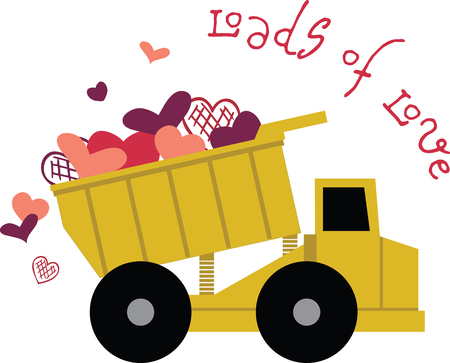 crawler tractor: Love is a tender touch a warm embrace a smile that lights a special face a quite moment shared by to..your perfect match. With this design by embroidery patterns