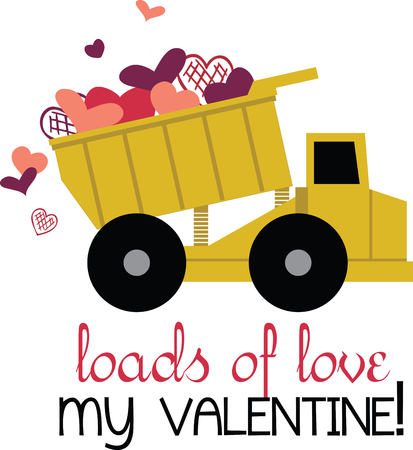 heavy equipment: Love is a tender touch a warm embrace a smile that lights a special face a quite moment shared by to..your perfect match. With this design by embroidery patterns