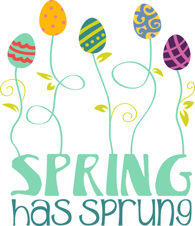 colored egg: may all the enjoyments of the glorious season be yours pick those colorful Easter spring designs by embroidery patterns