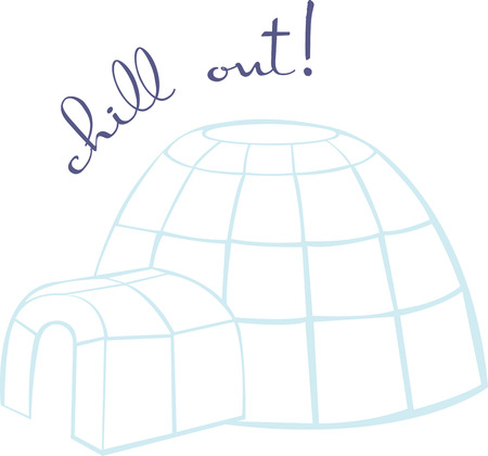 inuit: Igloos were created by Inuit Indians as temporary houses to use on fishing and hunting expeditions.pick those desigb by embroidery patterns.