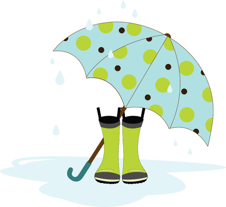 brolly: Its a good day to have a rainy day listen the music of the falling rain
