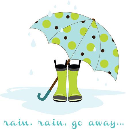 비오는 날을 보내는 좋은 날은 떨어지는 비의 음악을 듣습니다. 스톡 콘텐츠 - 41520406