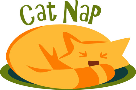 If you enjoy viewing sleeping cats then you can collect sleeping cat designs Çizim