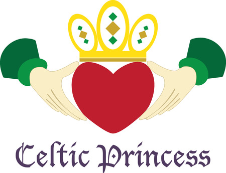 The Claddagh Ring Is A Traditional Irish Ring Given Which Represents
