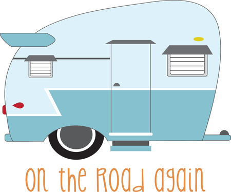 so that: A campervan or camper van is a selfpropelled vehicle that provides both transport and sleeping ...So have fun.