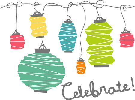 Mooi verlichte papieren lantaarns creëren een unieke en fantastische sfeer wanneer gebruikt op uw feest of evenement. Laten we genieten van het ontwerp van borduurpatronen.