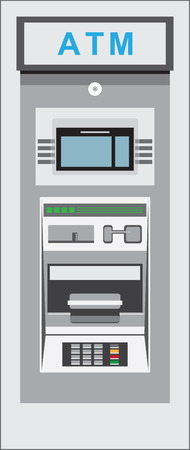 automatic teller machine bank: Easy to get started easy to transfer and easy to get your cash.pick those design by embroidery patterns.