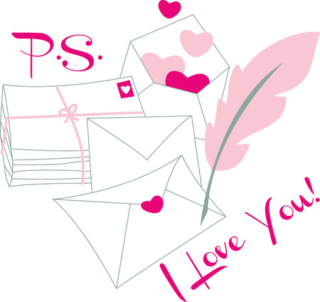 mailboxes: this is perfect way to express your love.with this design by embroidery patterns.
