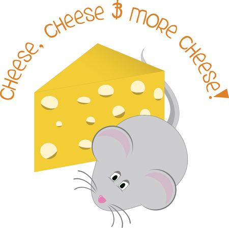 Express more by Flauting these Cheese and Mouse Designs all over your accessoriesexclusively designed for you by Embroidery Patterns